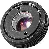 uxcell ピンホールレンズ 3.7mm CCTVボックス 焦点距離 F2 コーン  ブッラク