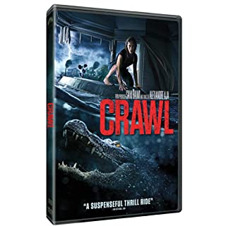 Book Cover: Crawl