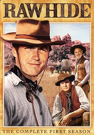 Image result for clint eastwood in rawhide tv series