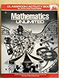 img - for Holt Rinehart Winston Mathematics Unlimited Classroom Activity Book Blackline Masters (1987) book / textbook / text book