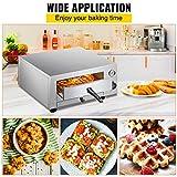 "VEVOR Electric Pizza Oven, 12"" Countertop Pizza"