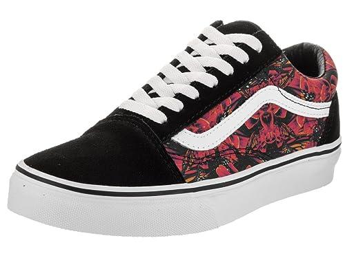 73d7bea59f Vans Unisex Old Skool (Butterfly Dreams) Skate Shoe  Amazon.ca  Shoes    Handbags