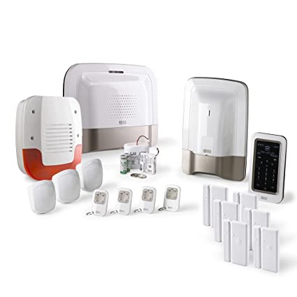 Alarma Casa GSM Delta Dore - Pack alarma TYXAL + Kit n ° 4 ...