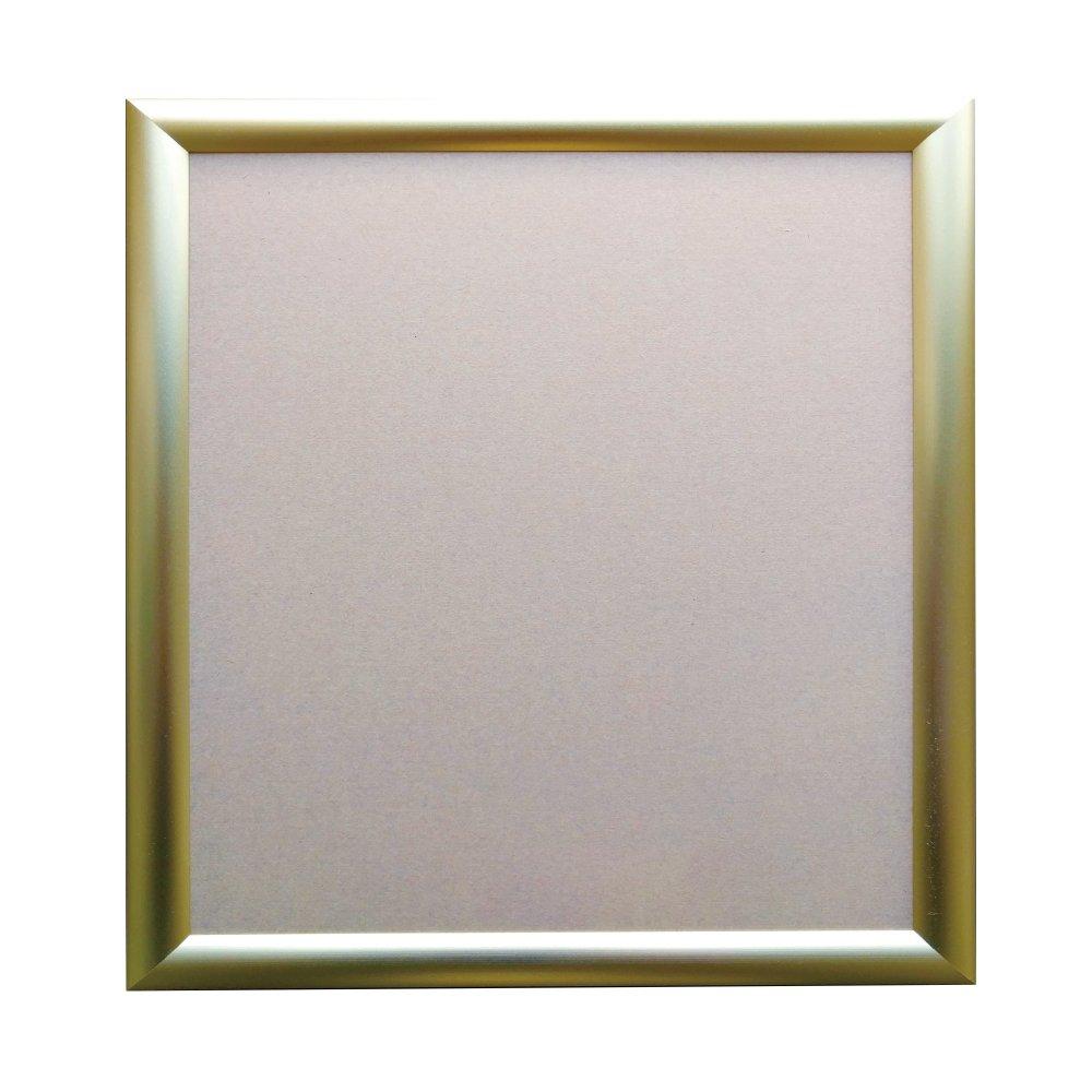 アルナ アルミ製額縁 YFM ゴールド 150x150 1628 B01N35Z0F4 150×150|ゴールド ゴールド 150×150