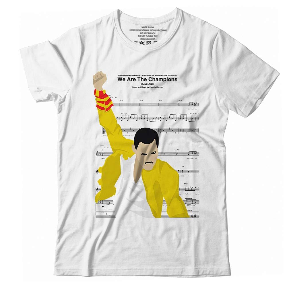 9f539fd5 Legends-Patronus Queen-Freddie We-Are-Champion Mercury  Music-Lovers-Big-Fans Rock-Star T-shirt Customized Handmade T-shirt  Hoodie/Sweater/Long Sleeve/Tank ...