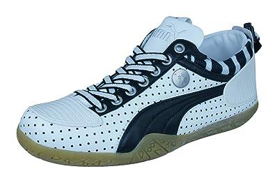 PUMA Mihara Yasuhiro My 44 Mens Leather Sneakers Shoes-White-4 dccbd6836