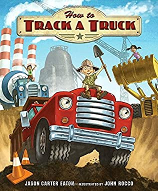 book cover of How to Track a Truck