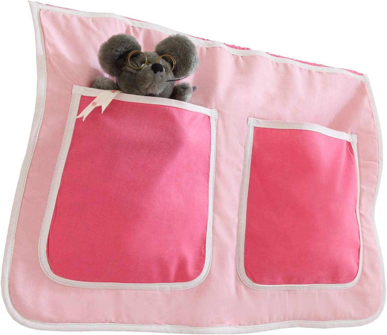 und Etagenbetten  Pirat braun-beige Bett-Tasche für Hoch
