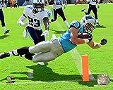 Carolina Panthers Christian McCaffrey 8x10 Photo Picture