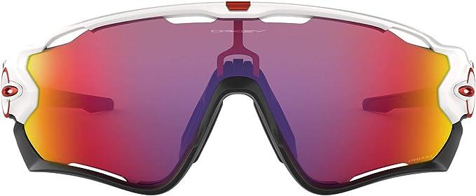 OAKLEY Jawbreaker OO9290 Gafas de sol para Unisex, Blanco Brillo ...