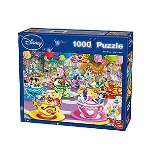 King Puzzles - Puzzle Disney de 1000 piezas (King 5125)