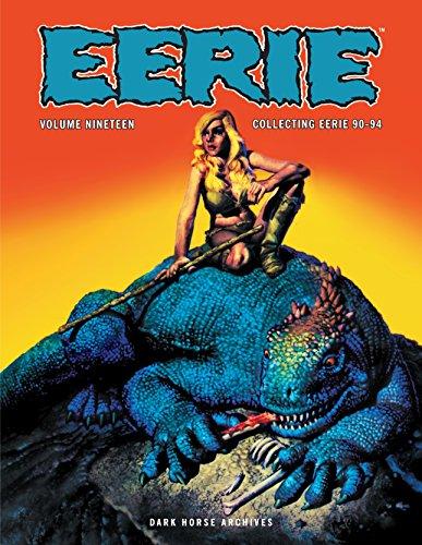 Eerie Archives Volume 19: Collecting Eerie 90-94