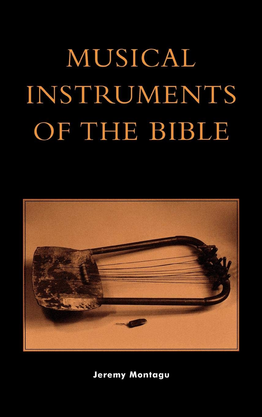 Musical Instruments of the Bible PDF