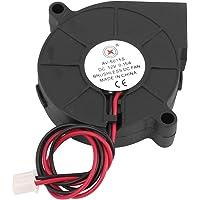 sourcingmap® DC 12V 0.15A 2 axes roulement manchon refroidissement Ventilateur Brushless Turbo refroidisseur