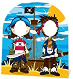 Star Cutouts Ltd Child Sized Piarate Stand-in