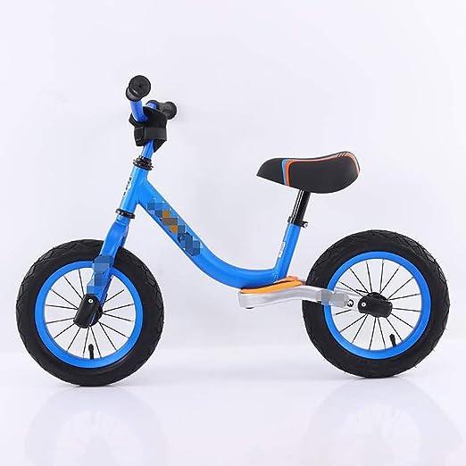 MMGIRLS Bicicletas para niños y niñas - Coche balanceado para ...