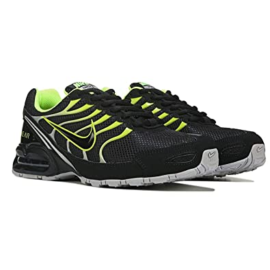 e42c1283f Amazon.com | Nike Men's Air Max Torch 4 Running Shoe Black/Volt ...