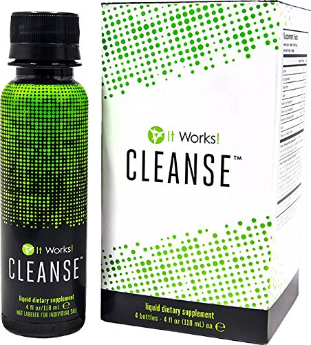 IT WORKS! CLEANSETM - 4 bottles by It Works!