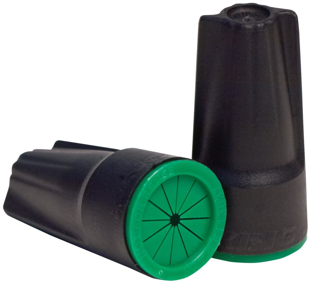 Amazon.com : Bag of 20 Gel-Filled Low Voltage Wire Connectors ...
