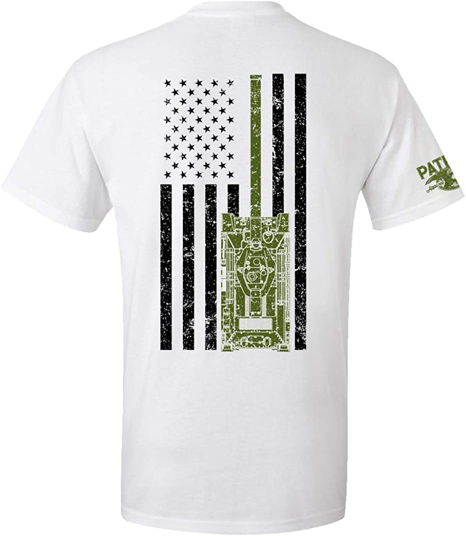 Patriot Apparel Thin Line Army United States Military T-Shirt Tee