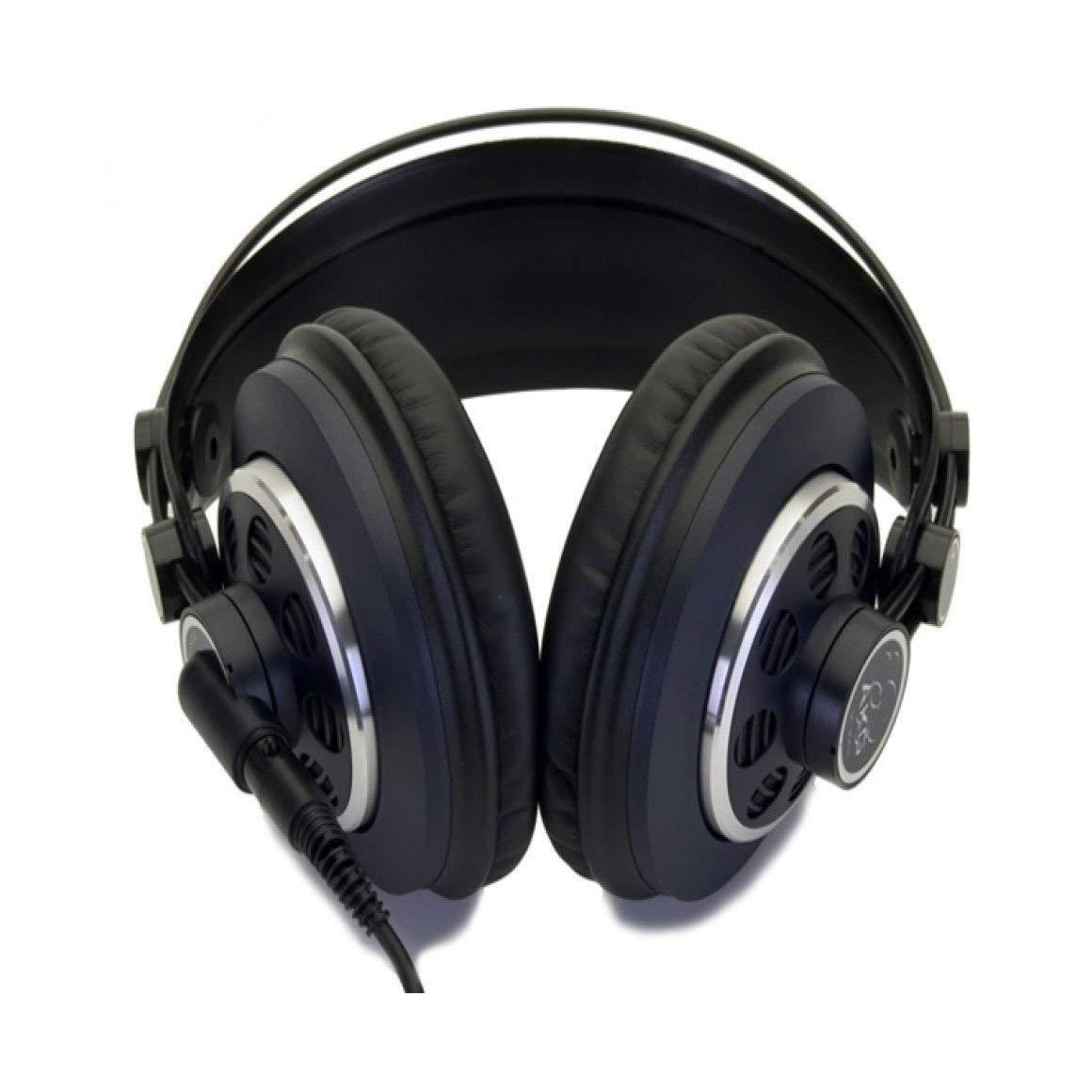 0961ee35bf0 AKG K240 MKII Professional Semi-Open Over-Ear Studio Headphones:  Amazon.co.uk: Musical Instruments