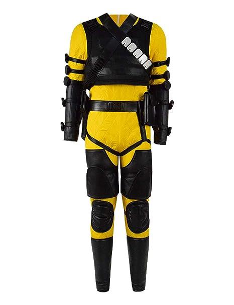 Amazon.com: Disfraz de disfraz de Apex de Tisea para adultos ...