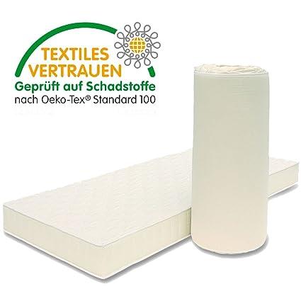 Radici Belotex - Colchón enrollable (90 x 200 cm, núcleo Klima-Flex)