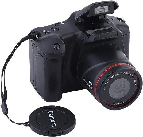 Cámara réflex Digital, portátil HD 12MP 16X Medio/Largo del ...