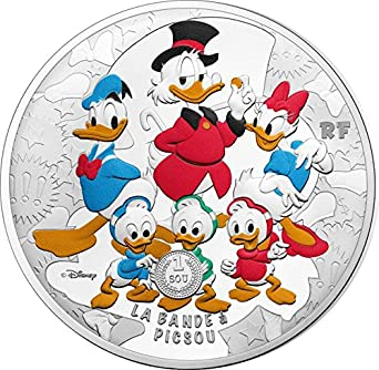 Amazon Com 2017 Fr Bande A Picsou Powercoin Scrooge Mcduck