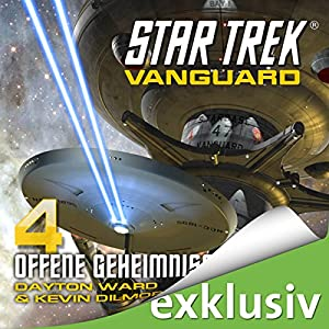 Star Trek. Offene Geheimnisse (Vanguard 4) Hörbuch