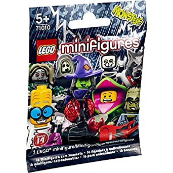 Image result for lego minifigures 71010 monsters series 14