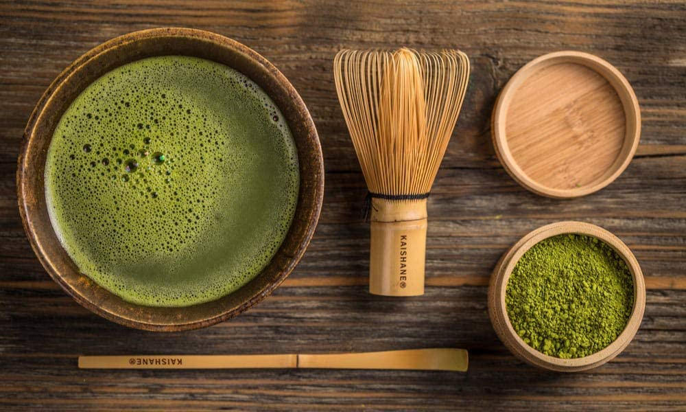 Matcha Whisker Ideal Gift for Green Tea Lovers! Hand Made 100 Prong Essential for Frothing Your Matcha Olywee Premium Bamboo Traditional Matcha Green Tea Powder Whisk