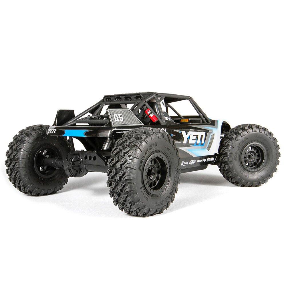 Axial Yeti Rock Racer Kit de 4 x 4 sin montar controlado por radio 1/10 Escala tracción regulador de camión: Amazon.es: Amazon.es