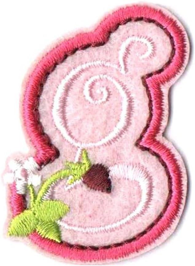 Parche bordado para coser o planchar de BestWahl con diseño de las ...
