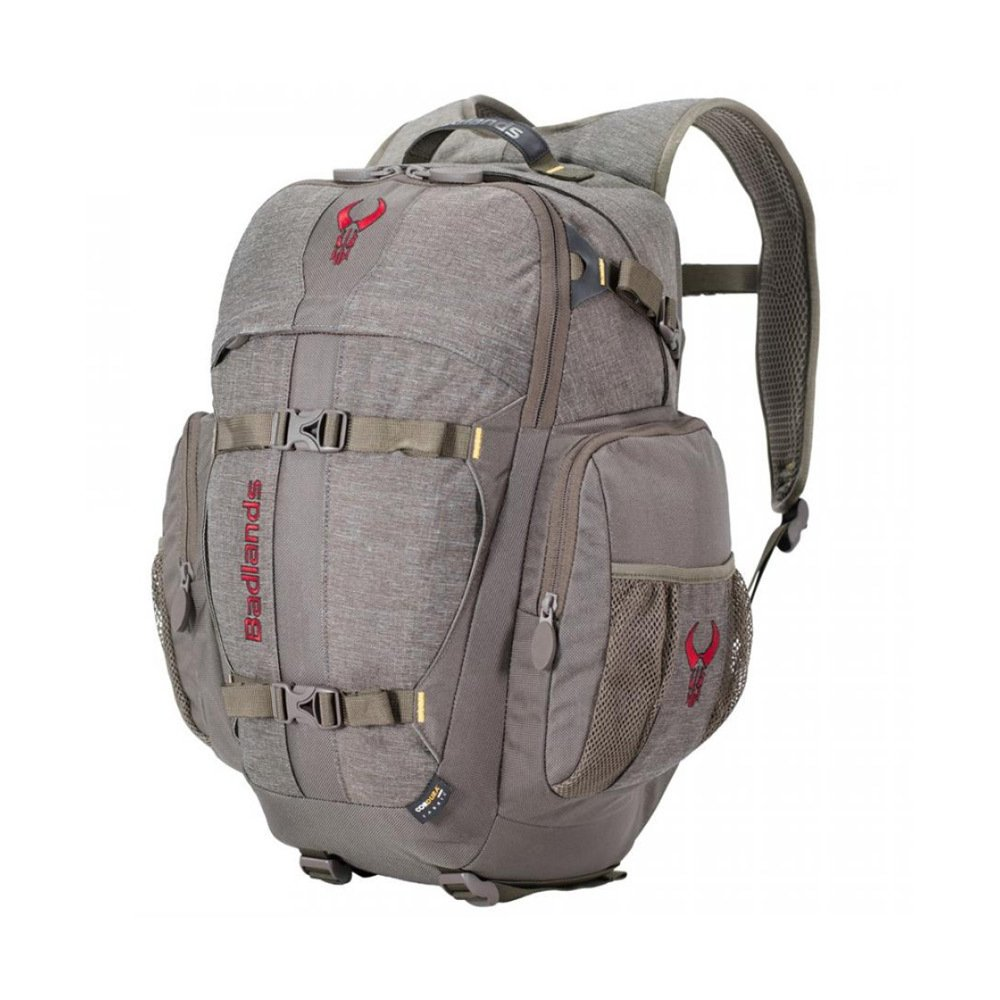 Badlands Pursuit All-Purpose Day Pack – Bow and Rifle Compatible, Solid
