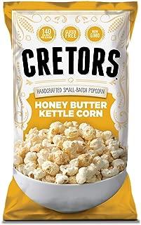 product image for G.H. Cretors Cretors Honey Butter Kettle Corn, 7.5 Oz Bags (Pack Of 12)