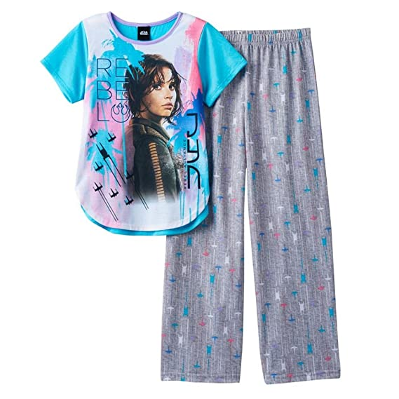 venta minorista precio de fábrica luego Rogue Una: Una Historia de Star Wars Rebel líder Las niñas Pijamas ...