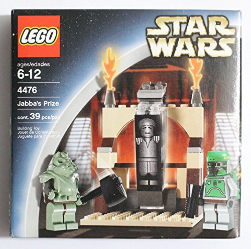 Star Wars Lego #4476 Jabba's Prize