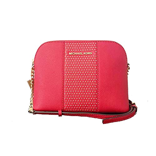 805ff888aac2 12345 055d2 66ae4; where to buy michael kors microstud cindy crossbody  handbag 32h5gm2c3l red 79a7e 2ed6a
