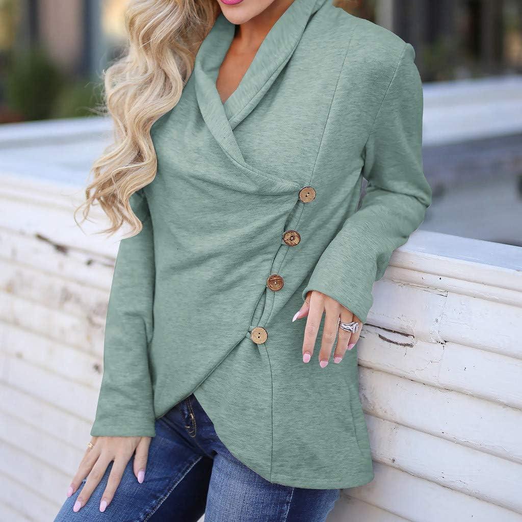 Winter Long Sleeve Casual Fashion Warm Patchwork Ladies Hoodies Sweatshirts Pullovers Tops UOKNICE Womens Blouses
