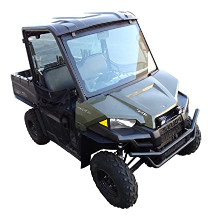 2015 Polaris Ranger >> Amazon Com Mudbusters Fender Extensions For 2015 Polaris Ranger