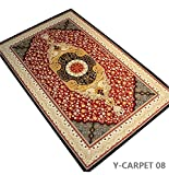 """YOUSA Shabby Vintage Floral Carpet Living Room Floor Rugs 39""""x63"""" Review"""
