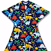 Modern Dinosaurs Zipadee-Zip (Medium 6-12 Months (19-26 lbs, up to 32 inches)) (Small 3-6 Months (12-19 lbs, up to 28 inches Long))