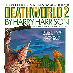 Deathworld 2 Audiobook