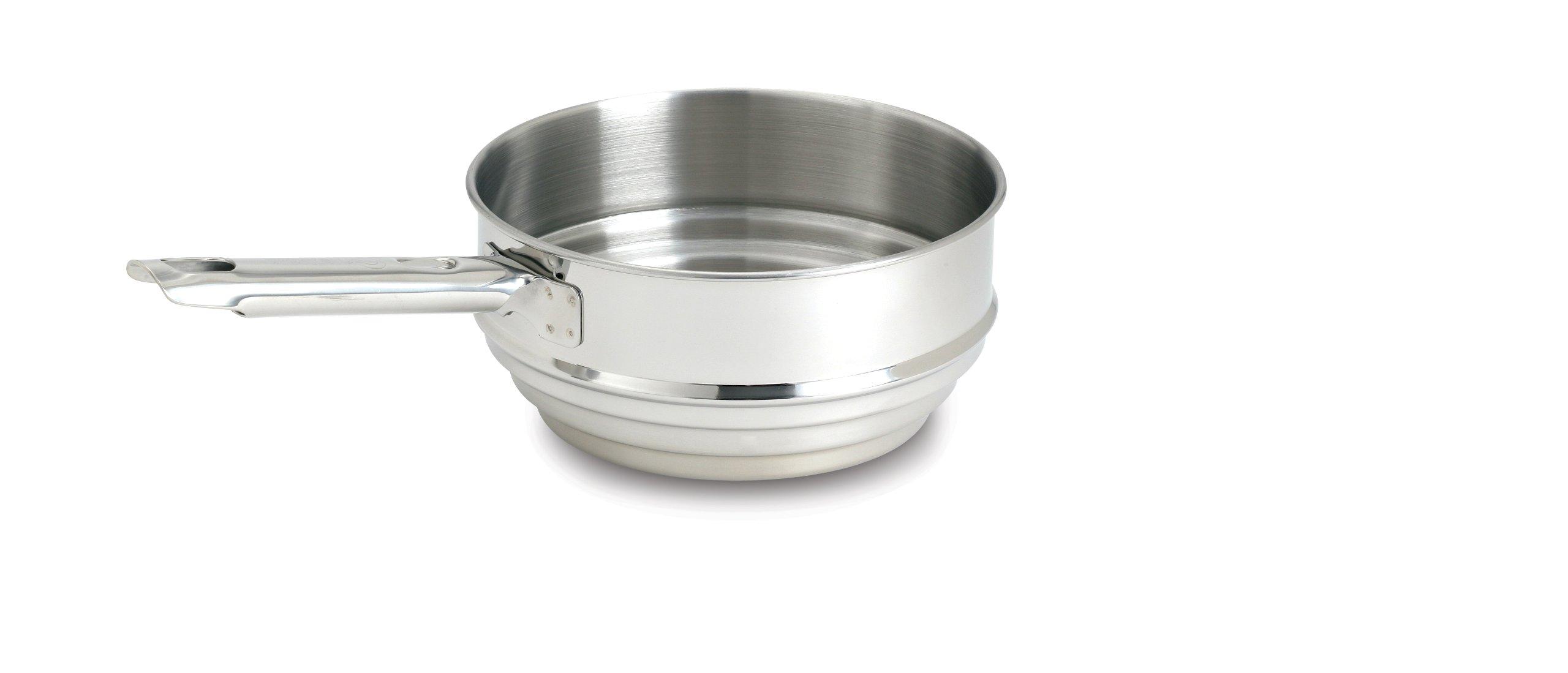 Cuisinox Gourmet 3.6 Quart Universal Double Boiler Insert