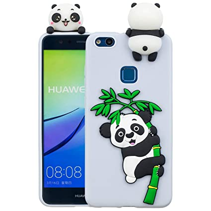 Amazon.com: Shunda - Carcasa para Huawei P10 Lite, diseño de ...