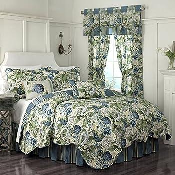 Amazon Com Waverly Emma S Garden Quilt Set 88x90