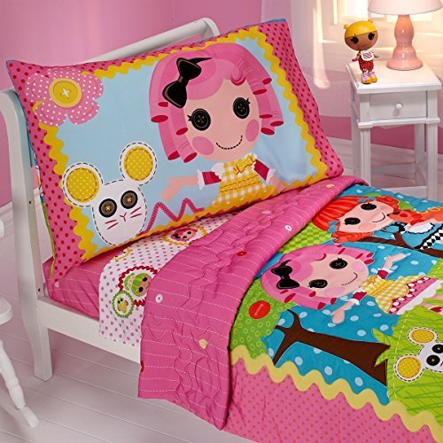 Lalaloopsy Toddler Bedding Set Sew Cute Comforter -