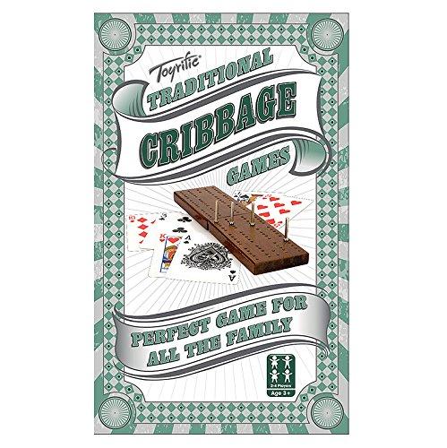 Cribbage Family Board Game