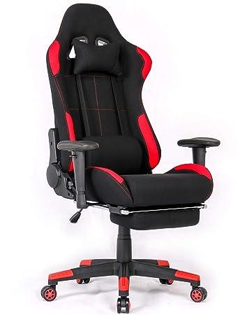 Im StilBürostuhlMit Ergonomischer Stuhl Hoher Renn Gaming qc5A4RjLS3